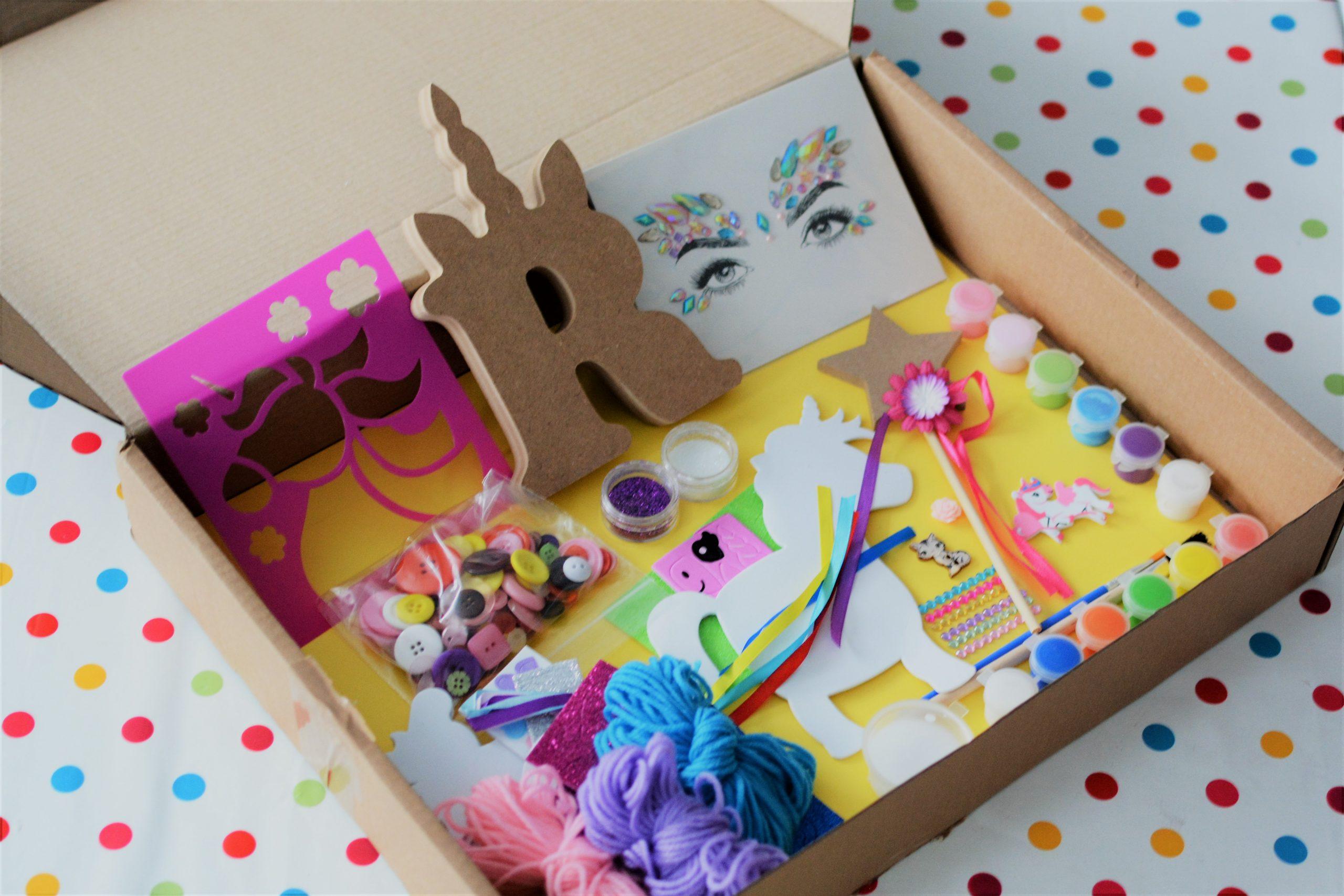 Unicorn Craft Pack